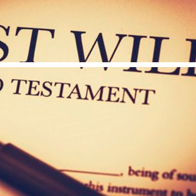 Need for a will